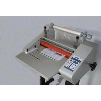17 Anti-Curl Type Hot and Cold Laminating Machine