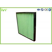 G4 Pleated Prefilter Replacement Air Filter Easy Installation With Plastic Frame Manufactures