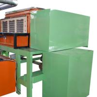 Rotary Forming Type Waste Paper Tray Making Machine For Egg Packaging Manufactures