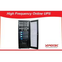 China Rack Mounted High Frequency Pure Sine Online UPS  6KVA/4.2KW/240VDC on sale