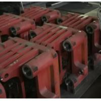 China Custom Made Plastic Injection Molding Machine PP PE PS ABS Materials Eco Friendly on sale