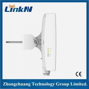 China Wireless HD AV Transmitter Receiver Kit Integrated Dual Panel Antenna on sale