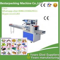 food pillow packing machine Manufactures