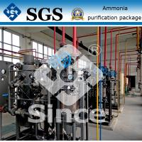 Ammonia Decomposition Generator Gas Purifier System High Performance Manufactures