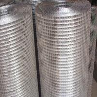 China stainless steel welded mesh in china on sale