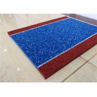 Eco Friendly Coloured Rubber Crumb Basketball Floor Wear Resistant ISO Certificated Manufactures