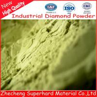 Industrial Diamond Powder for Diamond Wire Dies Manufactures