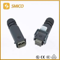 Heavy duty connector ,industrial multipole Hood and housing H3A cover Manufactures