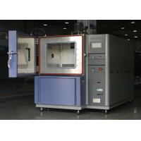 Low Pressure Temperature Altitude Climate Test Chamber For National Defense 215L Manufactures