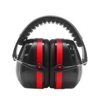 China High Decibel Workplace Disposable Protective Wear 24db Noise Reduction Ear Muffs on sale