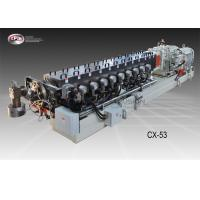 High Toque Two Screw Extruder / CPM Powder Coating Twin Screw Extruder