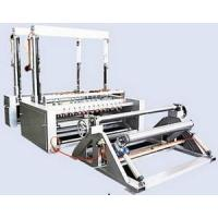Gauze slitting cutting and rewinding machine Manufactures