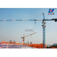 H3/36B 60m Types of Tower Crane Modle QTZ6036 12t Crantower Price For Sale Manufactures
