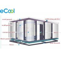 Long Life Multi Commodity Cold Storage / Industrial Cold Storage System Manufactures