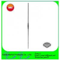 forged iron  baluster for iron garden fence Manufactures