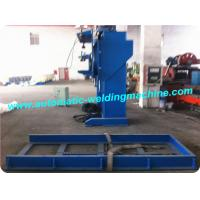 Industrial Automatic Head and Tail Welding Positioners used for Semi trailer Manufactures