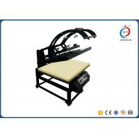 Large Format Soccer Jersey Sublimation Heat Press Machine For Textile Manufactures