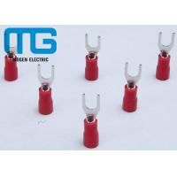 cheaper price red insulator tube electric cable Insulated Wire Terminals SV TU-JTK Manufactures