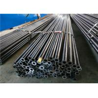 Red Steel Pipe Round Shape Hot Rolled Technique Durable Appearance Manufactures