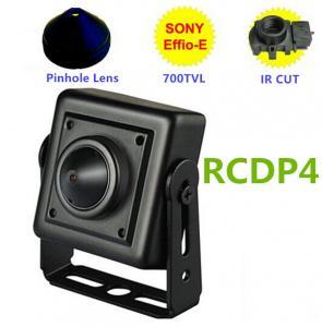 China Analog 800TVL Hidden Car Reversing Camera  Low Lux Mini Pinhole ATM Spy Camera on sale