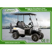 ADC Motor 48V 4 Seater Electric Hunting Carts / Club Car Electric Golf Car Manufactures