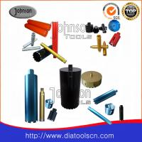 6.5-350mm Diamond Core Drill Bits With Metal Bond  Materials Johnson Tools Manufactures