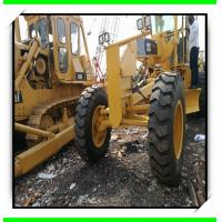 12G Used motor grader caterpillar america second hand grader for sale ethiopia Addis Ababa angola Manufactures