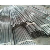 AISI 201 / 304 / 316 Stainless Steel Welded Pipe Round Stainless Steel Tube Manufactures