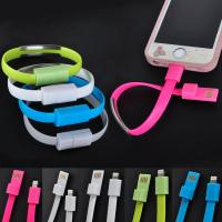 Bracelet Wristband USB Charger Data Sync Cable For iPhone, Samsung Manufactures