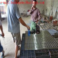 ss grating suppliers/metal channel grate/steel grating sizes/serrated steel bar/grating industries/mesh flooring supplie Manufactures
