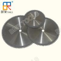 Industrial Grade TCT Circular Saw Blade YG8 Tips for Aluminum Copper Non-Ferrous Metal Plastic Acrylic Glass Cutting Manufactures
