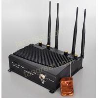tín hiệu gây nhiễu Indoor GSM 3G 4G Cell Phone Signal Jammer With Remote Control TG - 4CA Manufactures