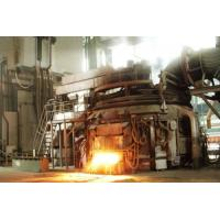 China Large Capacity Scrap Operation Electric Arc Furnace / Electric Aluminum Furnace on sale
