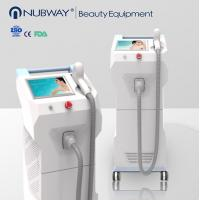 big spot 12*20mm high energy 120J white colors diode laser hair removal machine Manufactures