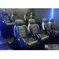 Spill Proof 7D Cinema System With Interactive Shooting Gaming System For Party Manufactures