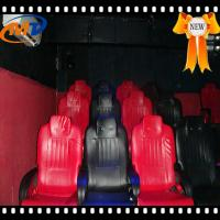 High profit 5D cinema business plan with professional equipments Manufactures