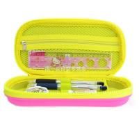 Lightweight Waterproof Pencil Case , Large Capacity Multi Use Cute Pencil Pouch Manufactures