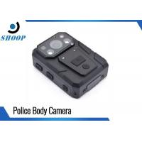 GPS 32GB Night Vision Law Enforcement Police Body Worn Video Camera High Resolution Manufactures