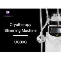 China Fat Freezing Cavitation Weight Loss Machine 40KHz Cavitation Frequency US09S on sale