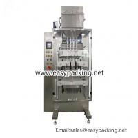Automatic multi lanes packinggranule packing machine/Snack packaging machine Manufactures