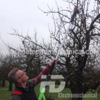 Electric telescopic long arm secateurs(all day long working battery) Manufactures