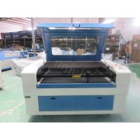 China 1400 * 1000mm Co2 Laser leather engraving machine WITH Blade or Honey table on sale