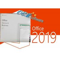 Windows Office 2019 Product Key Card Box 2019 Home Business H & B FPP Version Manufactures