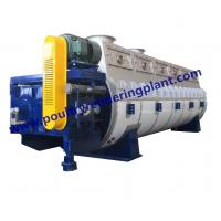 China Professional Sludge Drying Machine Rotate Disc Dryer For Animal Rendering Plant on sale