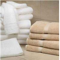 Bleached White Hotel Bath Towel TW10106 Manufactures