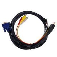 HDMI to 3RCA VGA Adapter AV Cable Manufactures