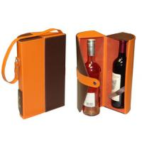 China Custom Luxury Wooden, Cardboard Wine Packaging Boxes Printing, Gift storage box on sale