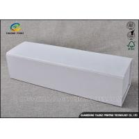 Custom Color Foldable Gift Boxes Fashion Paper Wine Box ISO14001 Certificated Manufactures