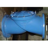High performance ductile iron swing check valve ISO & CE certificate Manufactures