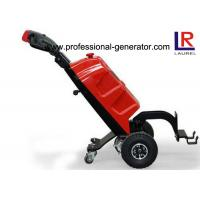 Narrow Space Material Handling Equipment 1000kg Capacity Mini Electric Walkie Tow Tractor Manufactures